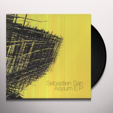 Sebastien San ASYLUM Vinyl Record