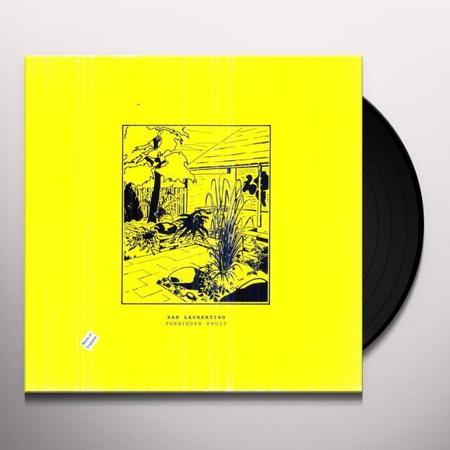 San Laurentino FORBIDDEN FRUIT Vinyl Record