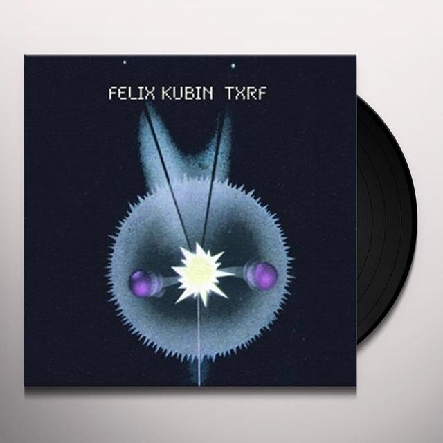 Felix Kubin TXRF Vinyl Record