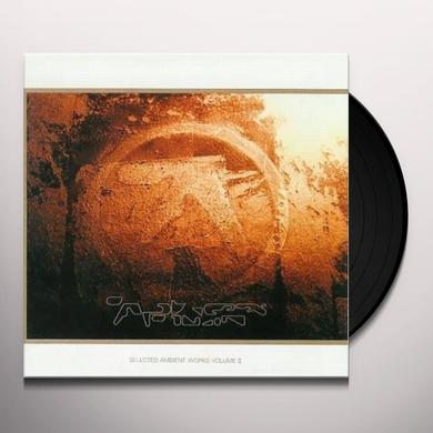 Aphex Twin SELECTED AMBIENT WORKS II Vinyl Record