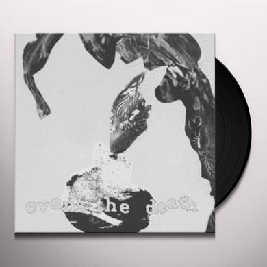 Evans The Death TELLING LIES Vinyl Record