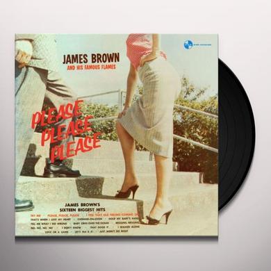 James Brown & His Famous Flames PLEASE PLEASE PLEASE Vinyl Record - 180 Gram Pressing