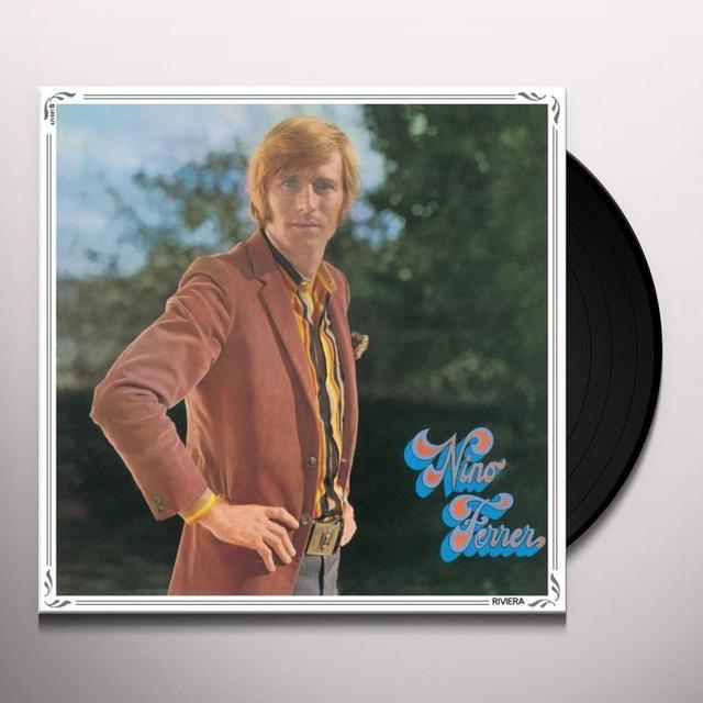 Nino Ferrer LE TELEFON Vinyl Record