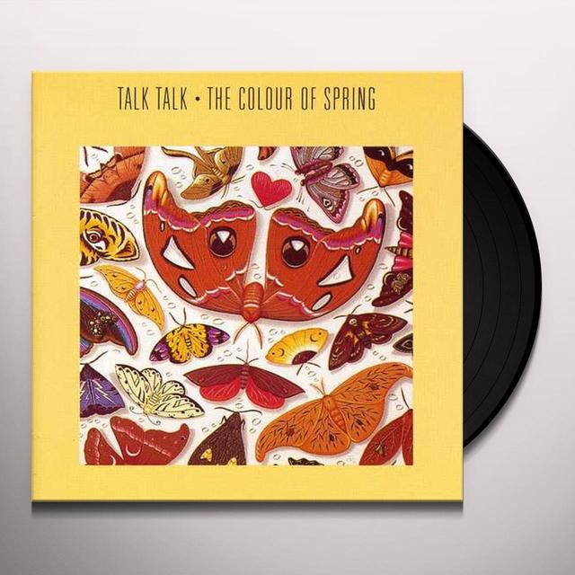 Talk Talk COLOUR OF SPRING (FRA) Vinyl Record