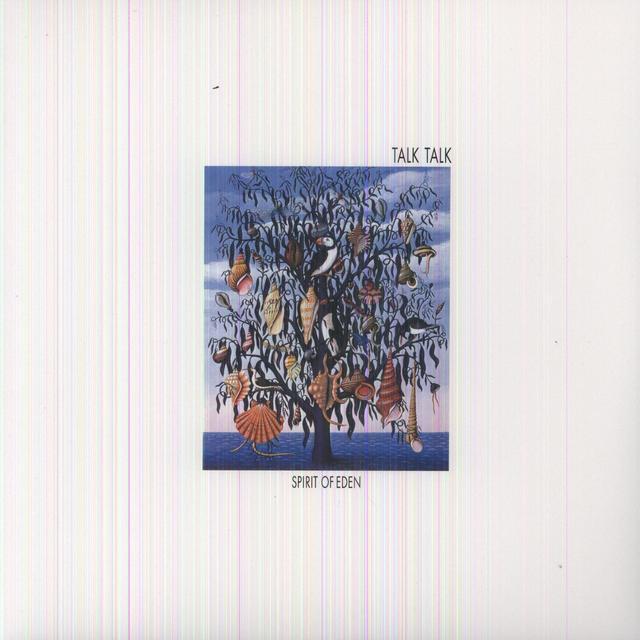 Talk Talk SPIRIT OF EDEN Vinyl Record