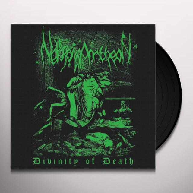 Nekromantheon DIVINTY OF DEATH Vinyl Record