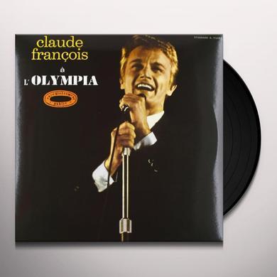 Claude François OLYMPIA 1964 Vinyl Record