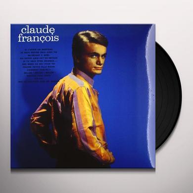 Claude François SI J'AVAIS UN MARTEAU Vinyl Record - Limited Edition