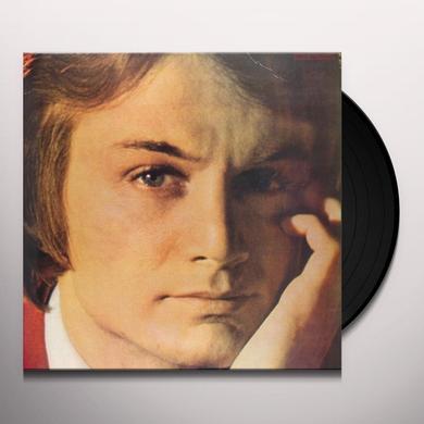 Claude François UN MONDE DE MUSIQUE Vinyl Record - Limited Edition