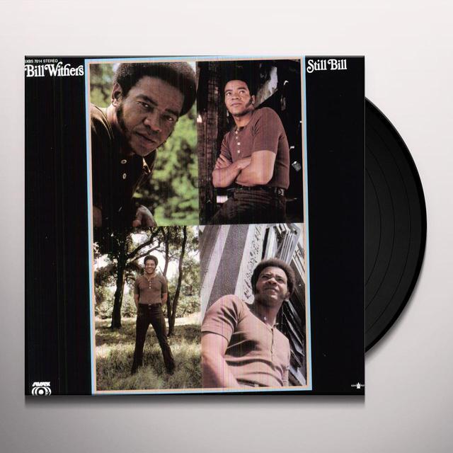 Bill Withers STILL BILL Vinyl Record