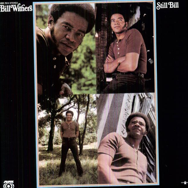 Bill Withers STILL BILL Vinyl Record - Holland Import
