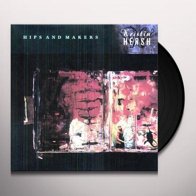 Kristin Hersh HIPS & MAKERS Vinyl Record - Canada Import