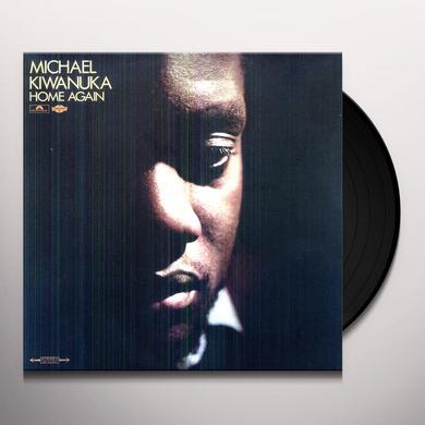 Michael Kiwanuka HOME AGAIN Vinyl Record - UK Import