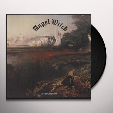 Angel Witch AS ABOVE SO BELOW Vinyl Record - Limited Edition