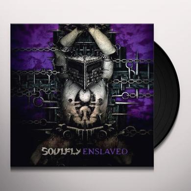 Soulfly ENSLAVED Vinyl Record