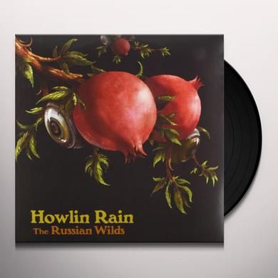 Howlin Rain RUSSIAN WILDS Vinyl Record