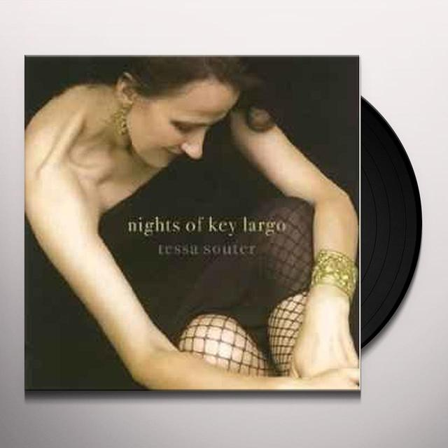 Tessa Souter NIGHT OF KEY LARGO Vinyl Record - Spain Import