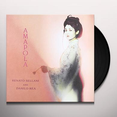 Renato Sellani AMAPOLA Vinyl Record