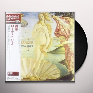 Roma Trio FOUR SEASONS 1 Vinyl Record