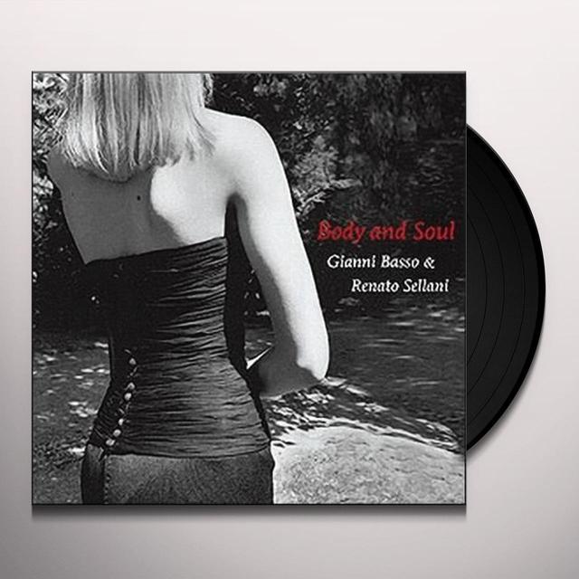Gianni Basso BODY & SOUL Vinyl Record - Spain Import