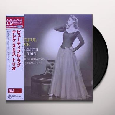 Derek Smith BEAUTIFUL LOVE Vinyl Record - Spain Import