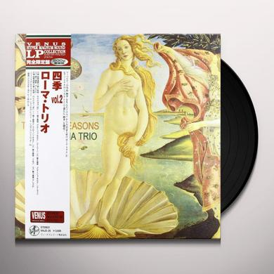 Roma Trio FOUR SEASONS Vinyl Record - Spain Import