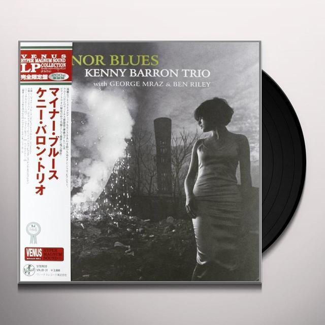 Kenny Barron MINOR BLUES Vinyl Record