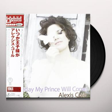 Alexis Cole SOMEDAY MY PRINCE WILL COME Vinyl Record