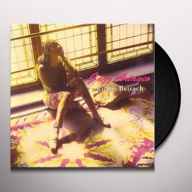 Richie Beirach JAZZ ADAGIO Vinyl Record