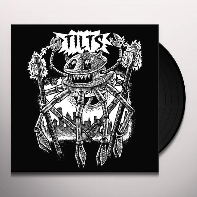 TILTS Vinyl Record - Limited Edition, Digital Download Included