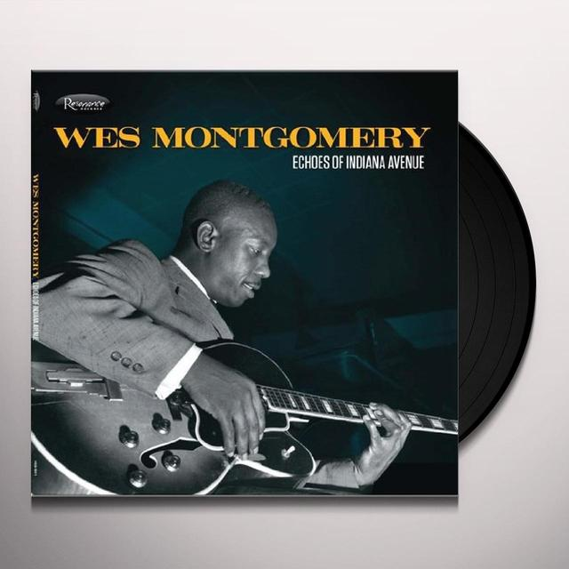 Wes Montgomery ECHOES OF INDIANA AVENUE Vinyl Record
