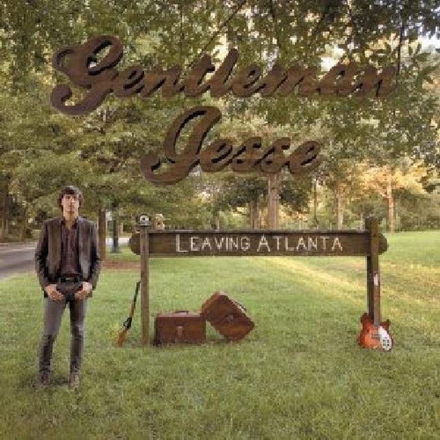 Gentleman Jesse LEAVING ATLANTA Vinyl Record - Digital Download Included