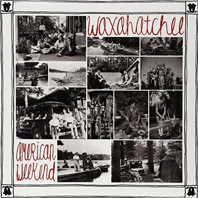 Waxahatchee AMERICAN WEEKEND Vinyl Record