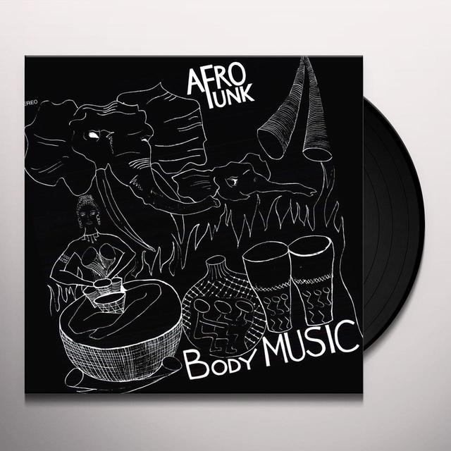 Afro Funk BODY MUSIC Vinyl Record