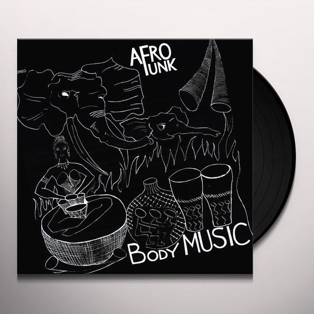 Afro Funk BODY MUSIC Vinyl Record