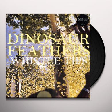 Dinosaur Feathers WHISTLE TIPS Vinyl Record