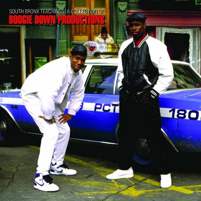 Boogie Down Productions SOUTH BRONX TEACHINGS: A COLLECTION OF BOOGIE DOWN Vinyl Record