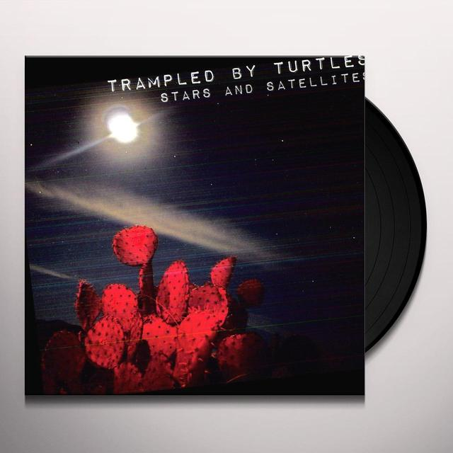 Trampled By Turtles STARS & SATELLITES Vinyl Record - 180 Gram Pressing, Digital Download Included