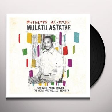 Mulatu Astatke NEW YORK - ADDIS - LONDON Vinyl Record