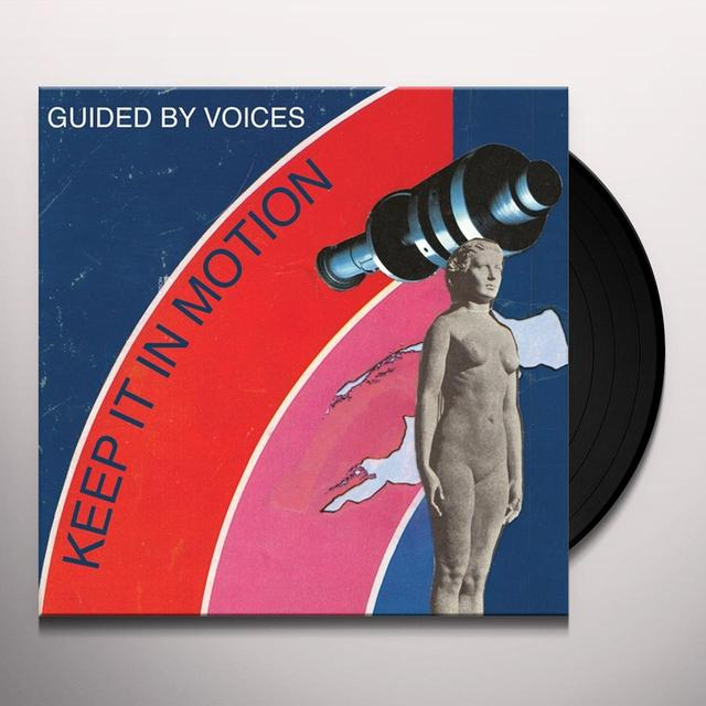 Guided By Voices KEEP IN MOTION Vinyl Record