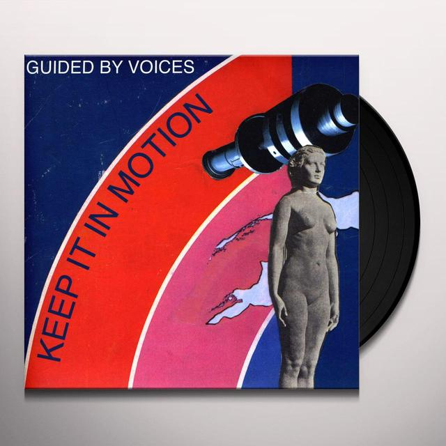 Guided By Voices JON THE CROC Vinyl Record