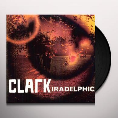 Clark IRADELPHIC Vinyl Record