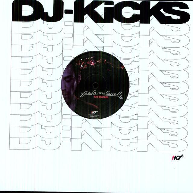PHOTEK & KURU-FOUNTAINHEAD DJ-KICKS Vinyl Record