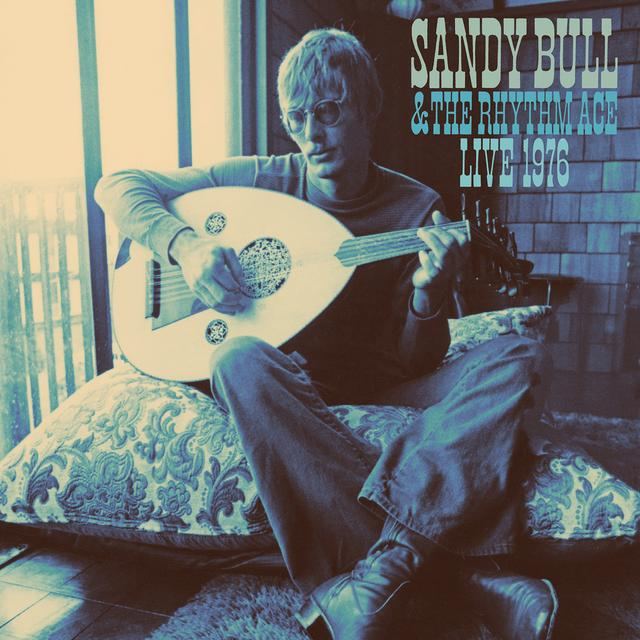 Sandy Bull & Rhythm Ace LIVE 1976 Vinyl Record
