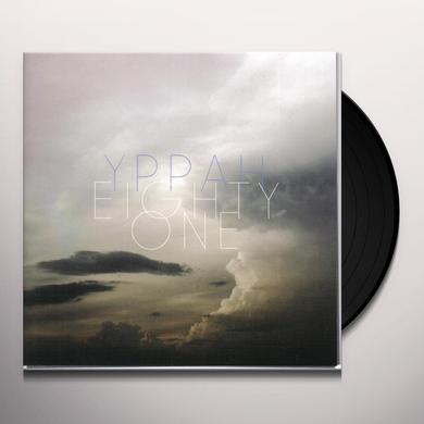 Yppah EIGHTY ONE Vinyl Record