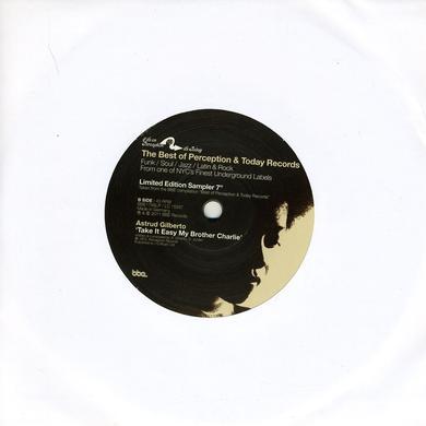 Dizzy Gillespie & Astrud Gilberto BEST OF PERCEPTION RECORDS Vinyl Record