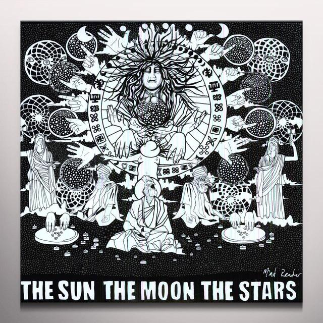 Sun Moon Stars MIND READER Vinyl Record - Colored Vinyl