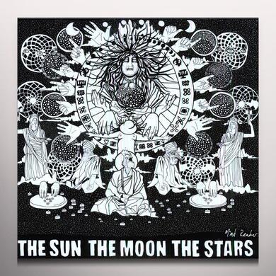 Sun Moon Stars MIND READER Vinyl Record - Colored Vinyl