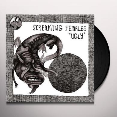 Screaming Females UGLY Vinyl Record