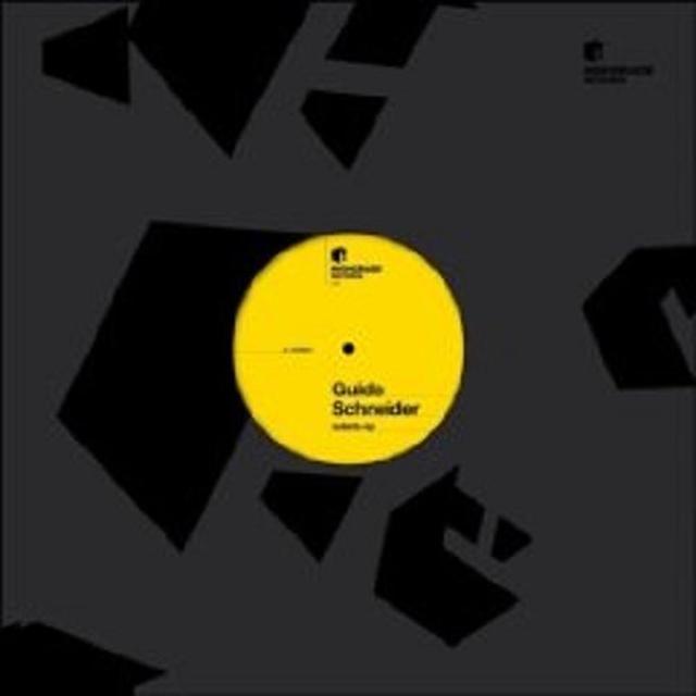 Guido Schneider SOLARIS Vinyl Record